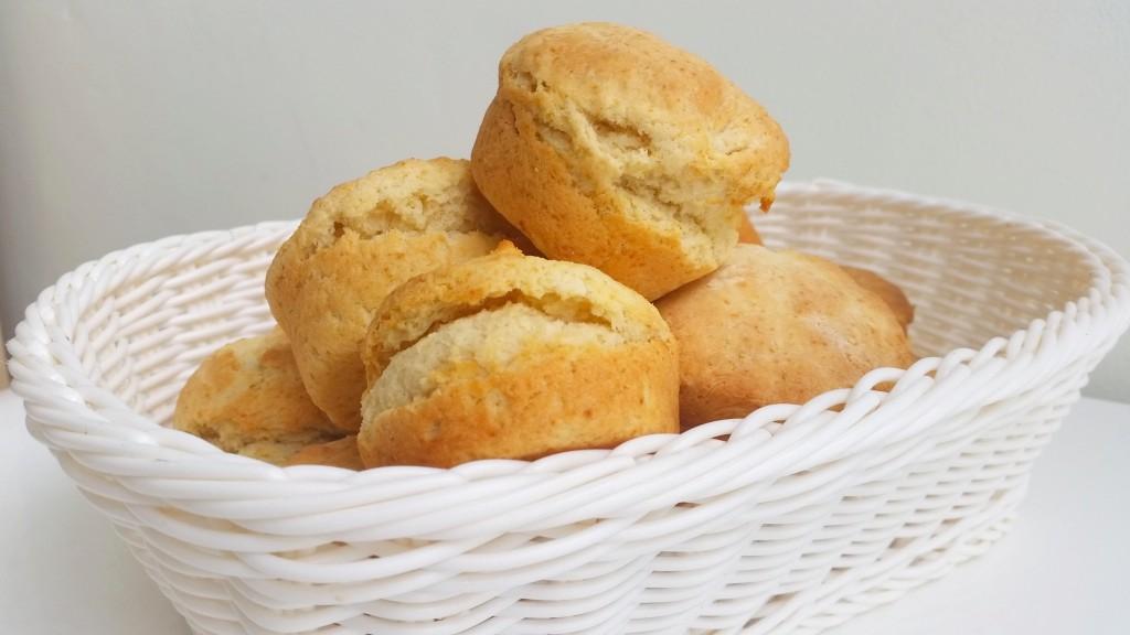 scones utan ägg