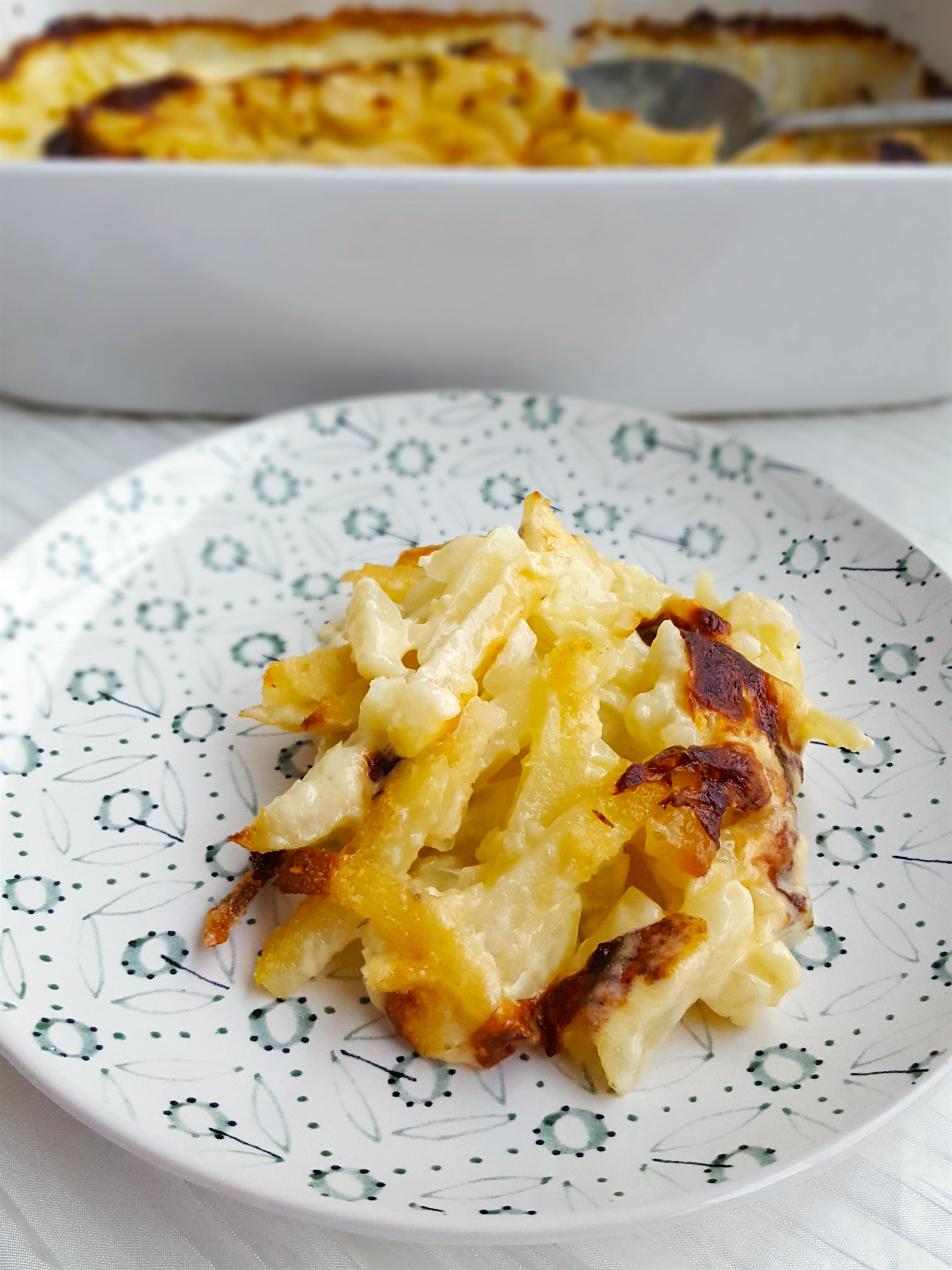 vilken sorts potatis till janssons frestelse