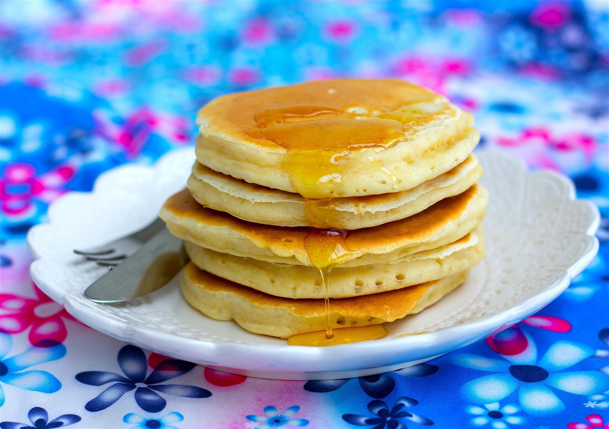Pannkakor recept vaniljsocker